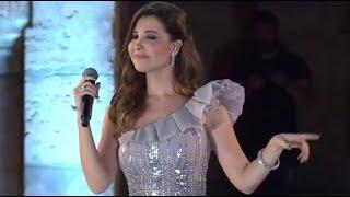 حفلة نانسي عجرم مهرجان جرش 2019