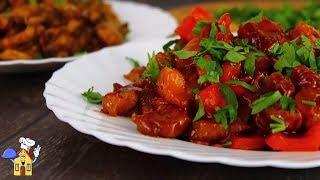 2 рецепта УЖИНОВ для тех,кому некогда готовить! Просто добавьте соус!
