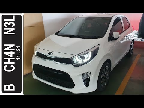 In Depth Tour Kia Picanto EX A/T [JA] - Indonesia