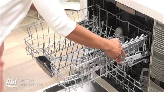 "Download lagu Bosch Benchmark Series 24"" Flush Handle Built-In Dishwasher SHP7PT55UC - Overview"