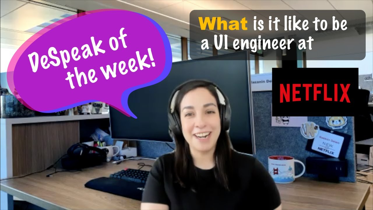 What is it like to be a UI engineer at Netflix