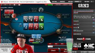 Poker lernen | Split Hold'em Poker | PokerStars School