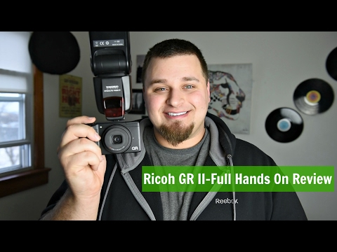 Ricoh GR II Hands On Review: The Best Street Photography Camera