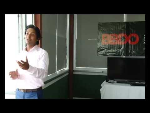 Kumar Sangakkara's inspiring speech at BBDO Lanka