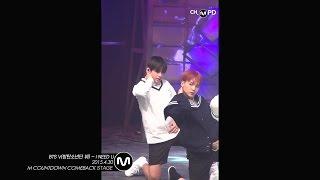 MPD직캠 방탄소년단 뷔 직캠 I NEED U BTS V Fancam Mnet MCOUNTDOWN 150430