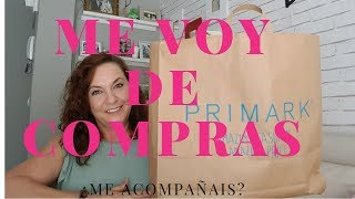 COMPRAS Y PASEO POR PRIMARK