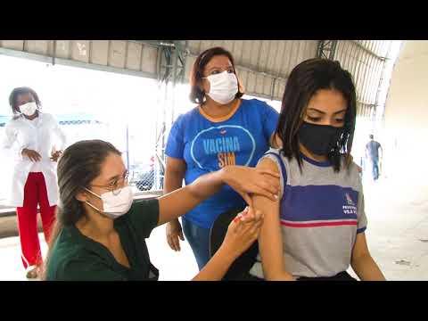 Vila Velha realiza primeiro mutirão na escola municipal para adolescentes de 12 a 17 anos