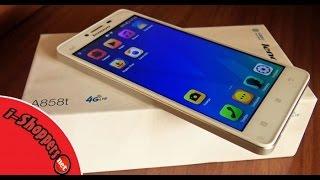 Lenovo A858T - обзор и отзыв: всё о смартфоне
