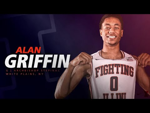 Illinois Men's Basketball Signing Class 2018 » Alan Griffin