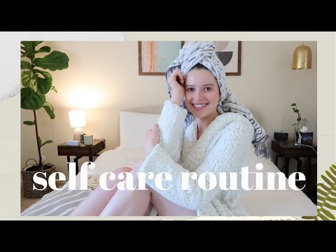 the-happiest,-coziest-self-care-routine-:-)