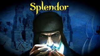 Splendor Board Game ( PC Version )  - Gameplay / Let