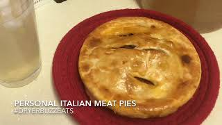 Italian Meat Pies — Winner for Dad's Dinner   Happy Father's Day