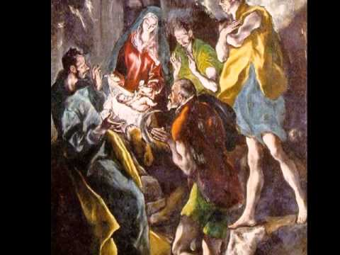 El Greco, Adoration of the Shepherds