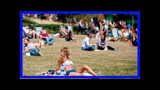 Breaking News | London sizzles in 29.4C on hottest day of the year so far