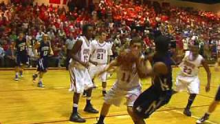High School Basketball - Douglas Freeman vs. Mills Godwin 1-15-10