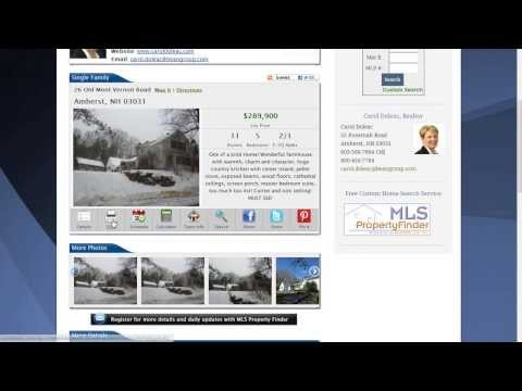 Amherst NH Real Estate and Homes for Sale - Search All MLS Listings