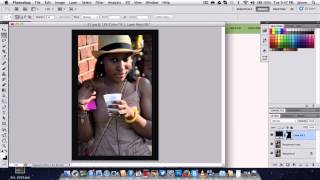 How to make a custom picture frame in Photoshop CS5/CS6