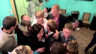 Ведущая Елена Давыдова Могилев