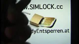Nokia 1661 1662 1661-2 Unlock www.SIM-UNLOCK.me Simlock Handy Entsperren Freischalten Unlocking