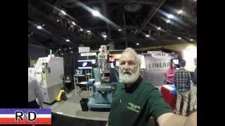 2014 AERODEF Show   Southwestern Industries DPM-3 Demo by John Edwards