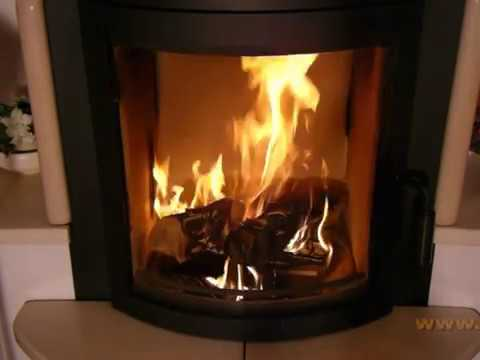 How To Start a Fire in a Wood Burning Stove - How To Start A Fire In A Wood Burning Stove - YouTube