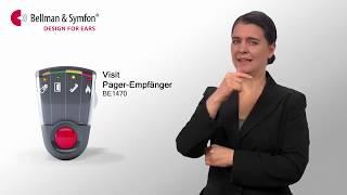 Produktvideo zu Bellman Visit 868 Taschenvibrator