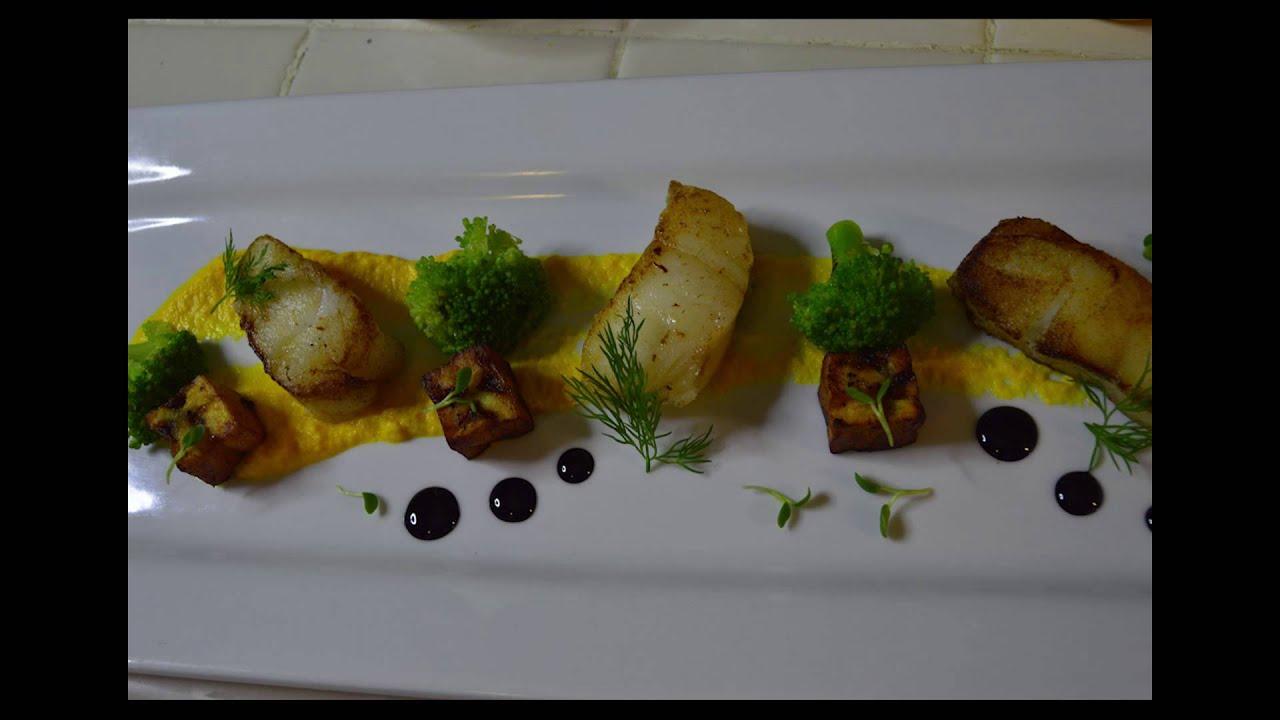 Como montar un plato de la alta cocina youtube for Platos de alta cocina