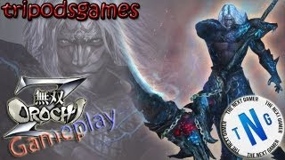 Warriors Orochi Z - Gameplay