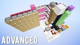 Auto Tree Farm: Minecraft 1.8 Slime Block Powered!