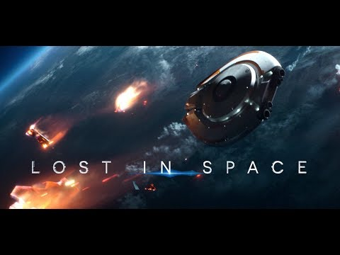Lost in Space 2018 | Official Trailer | Netflix