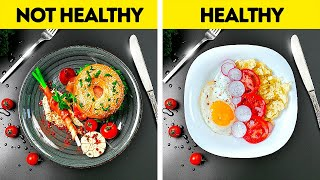 35 Hearty Breakfast Ideas For Busy People || Quick And Yummy Recipes With Eggs!