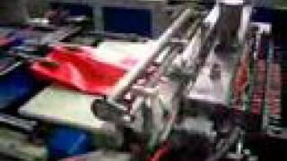 fabrication sac  EN PLASTIQUE TYPE SAC BRETELLE