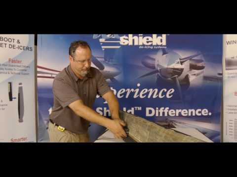 Ice Shield: How To Remove A Wing Boot
