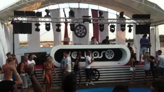 ALEX CVETKOV @ Barrakud Festival 2013 / Zrce / CRO