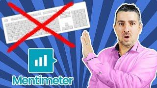 Mentimeter Remote - Mentimeter Fernbedienung (Mentimote)