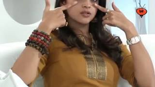 Actress Bhavana Hot show Deep watch