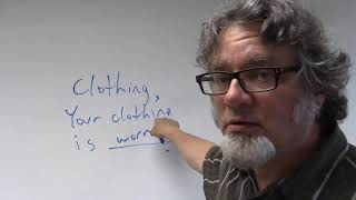 clothes clothing