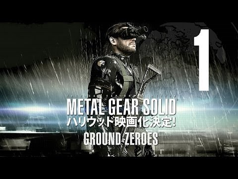 Metal Gear Solid V : Ground Zeroes | Let's Play en Español | Capitulo 1