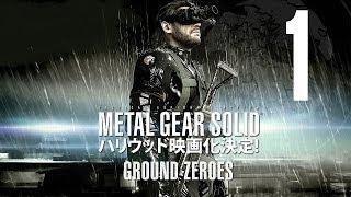 Metal Gear Solid V Ground Zeroes Let S Play En Español Capitulo 1
