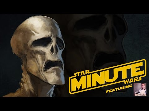 Givin (Legends) Featuring Tyler Tarver - Star Wars Minute