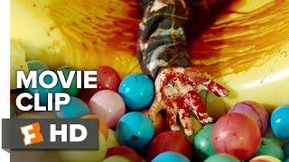 Clown Movie CLIP - Play Place (2016) - Peter Stormare, Laura Allen Movie HD screenshot 2