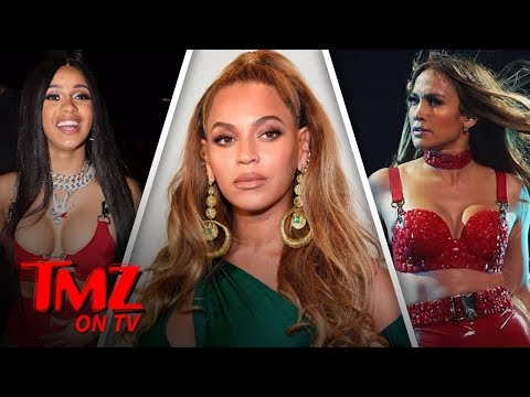 Cardi B Slays Jennifer Lopez | TMZ TV