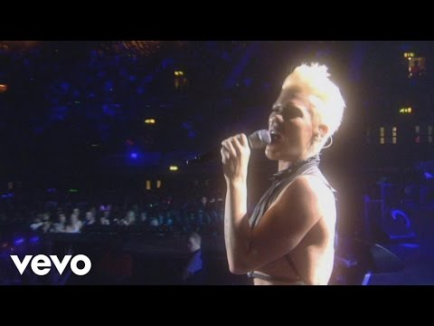P!nk - I'm Not Dead (from Live from Wembley Arena, London, England)