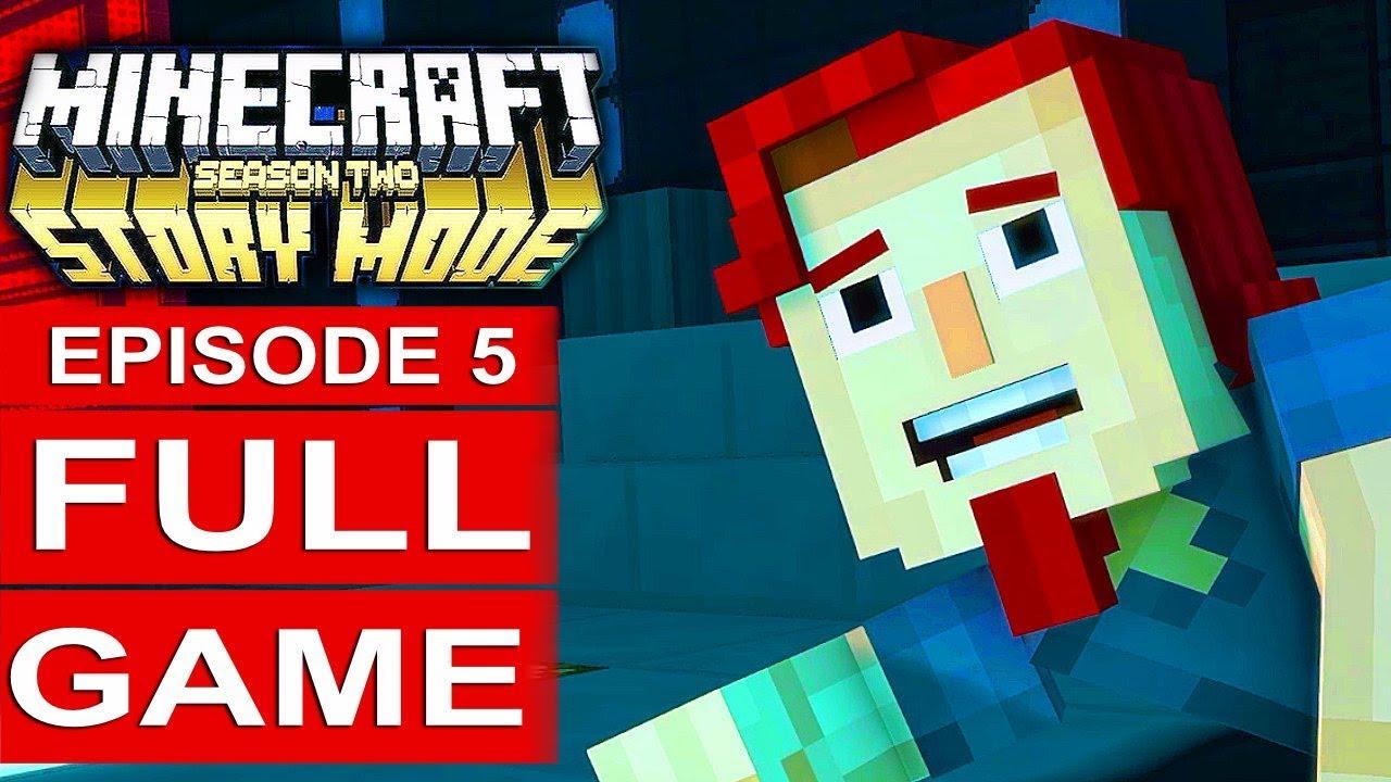 Minecraft Story Mode Season 2 Episode 5 Gameplay Walkthrough Part
