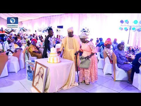 Brig Gen Koffi Fidelis Celebrates 80th Birthday In Style | Metrofile |