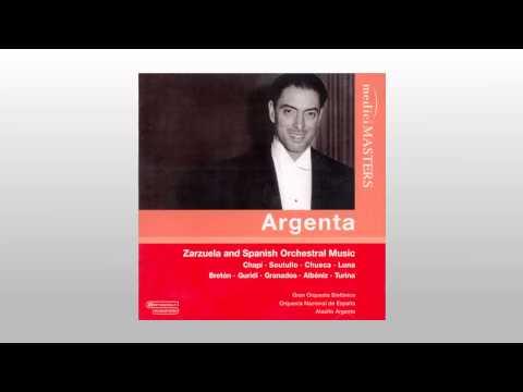Zarzuela and Spanish Orchestral Music - La Gran Vis Introduccion