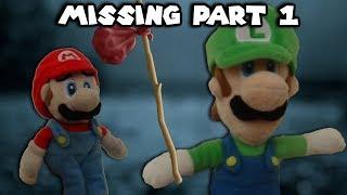 Crazy Mario Bros - Missing! (Part 1)