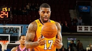 Terrence Williams - Highlights of 2013-14 NBA D-League Season