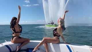 De ultieme powerboat gekte in de 2018 Key West 26th Annual Poker Run