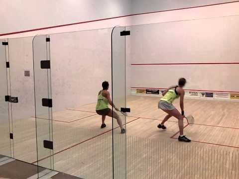 Sam Cornett vs Rachel Grinham Game 3